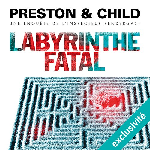 Labyrinthe fatal audiobook cover art