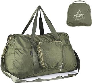 Subtop Sac de Gym Sports Sac de Voyage Pliable Sac fourre-Tout de Voyage Weekender Duffel Bag pour Hommes et Femmes