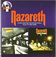 Close Enough for Rock 'n' Roll/Play 'n' the Game by Nazareth (2010-04-13)
