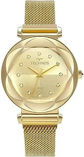 Relógio Technos Feminino Crystal Dourado - 2035MRZ/4X