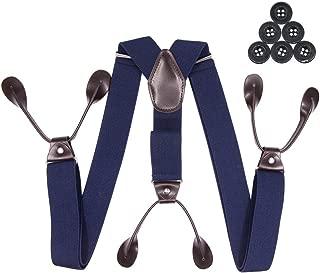 blue braces trousers