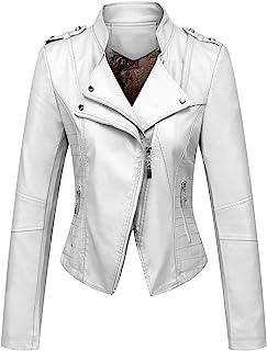 New Candies Women/'s Cropped Moto Knit Stud Blazer Jacket Solid Black Sz Medium M