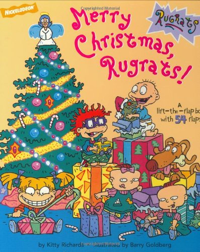 Merry Christmas, Rugrats!: Rugrats Christmas Lift-The-Flap