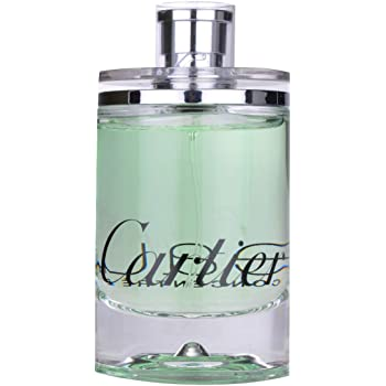 Cartier Eau de Cartier Concentree for Unisex Eau de Toilette Spray, 3.4 Oz (Tester/Plain Box)