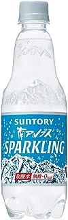 〔飲料〕 サントリー 南アルプス スパークリング 500mlPET 1ケース (1ケース24本入) SUNTORY(サントリー天然水)(強炭酸水)(タンサン)