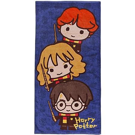 CERDÁ LIFE'S LITTLE MOMENTS - Toalla de Playa de Harry Potter para Niños con Licencia Oficial Warner Bros