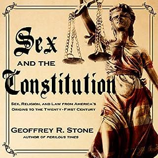 Sex and the Constitution Titelbild