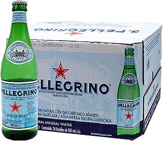 S.Pellegrino圣培露含气矿泉水505ml*24瓶