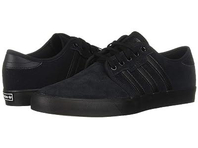 adidas Skateboarding Seeley (Core Black/Core Black/Core Black) Men
