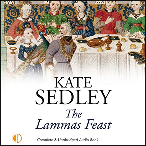 The Lammas Feast audiobook cover art