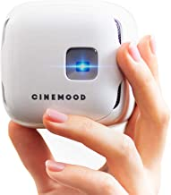 CINEMOOD Portable Movie Theater - Includes Educational Disney Content, Streams Netflix, Amazon Prime Videos and Youtube - ...