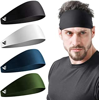 Vgogfly Running Headbands for Men Sweatbands Sports Sweat...