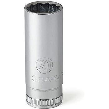 Sunex 232zm 1//2-Inch Drive 32-mm 12 Point Impact Socket Sunex International