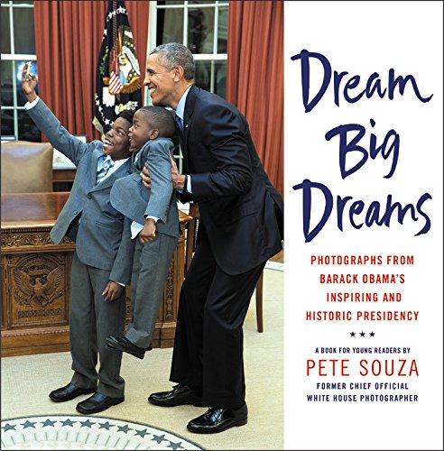 حلم الأحلام الكبيرة: صور من رئاسة باراك