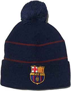 SSKKZH Elastic Stretch Barcelona Knitted Cap with 9 inches Wide &Warmth Retention Size for Most Adults (Black-5)