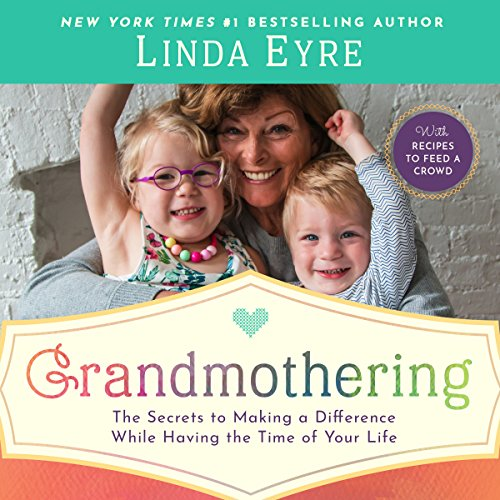 Grandmothering audiobook cover art
