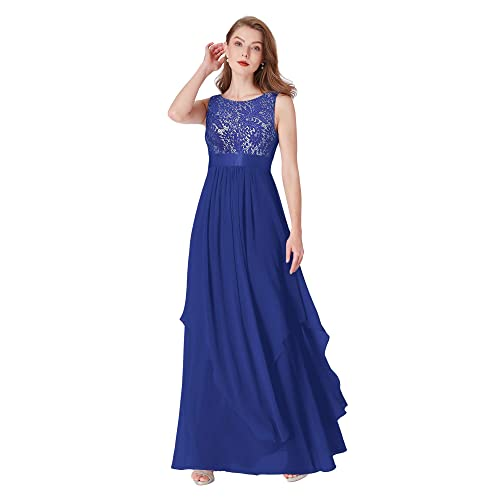 25fc568b46 Ever Pretty Elegant Sleeveless Round Neck Evening Party Dress 08217