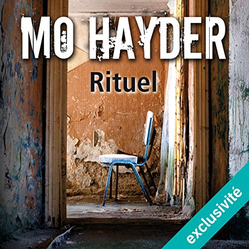 Rituel audiobook cover art