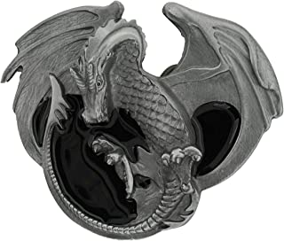 Senga Dragon Belt Buckle. Comes in one of my Presentation Boxes. Authentic Dragon Designs Product.