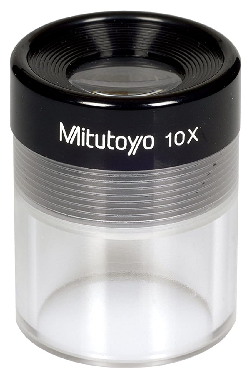 Mitutoyo 183-302, 10X Clear Loupe