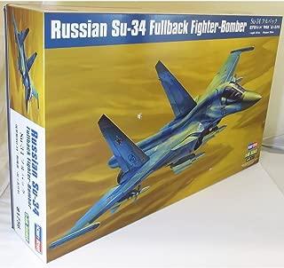 1/48 Hobby Boss Su-34 Fullback Fighter Bomber Plastic Model Kit