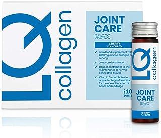 LQ Joint Care - Collagen. Glucosamine. Chondroitin & Vitamin C | Joint & Bone Supplement - 10 Days (1 Box)