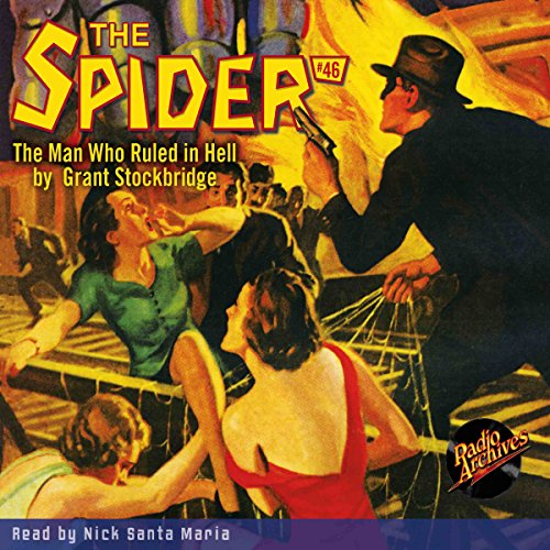 The Spider #46 copertina