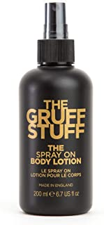 The Spray On Body Lotion | THE GRUFF STUFF
