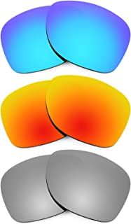 Revant Replacement Lenses for Smith Wayward 3 Pair Combo Pack K014