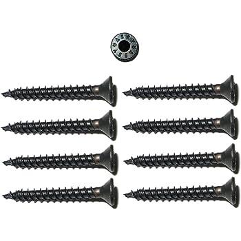 SPAX 200 Unidades 4,5 x 25 mm Tornillo cincado claro