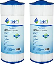 Tier1 Replacement for Marquis Spa Filter PPM35SC, Filbur FC-0195, Unicel 5CH-352 Spa Filter for Marquis Spas 2 Pack