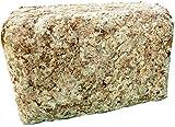 BestValueMoss Sphagnum Moss Substrate Dried, 100% Natural/Organic, 2.4 lbs (1.09kg, 1088 Gram)