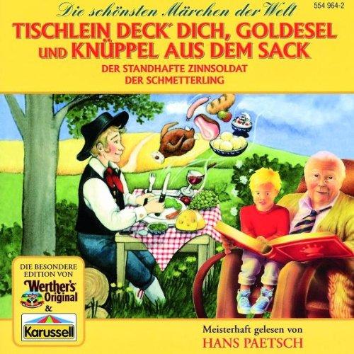 Tischlein Deck Dich,Goldesel