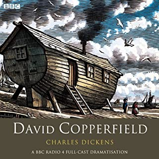 David Copperfield (Dramatised) audiobook cover art