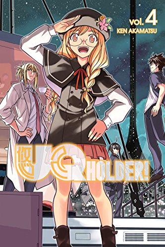 UQ Holder! Vol. 4 (English Edition)