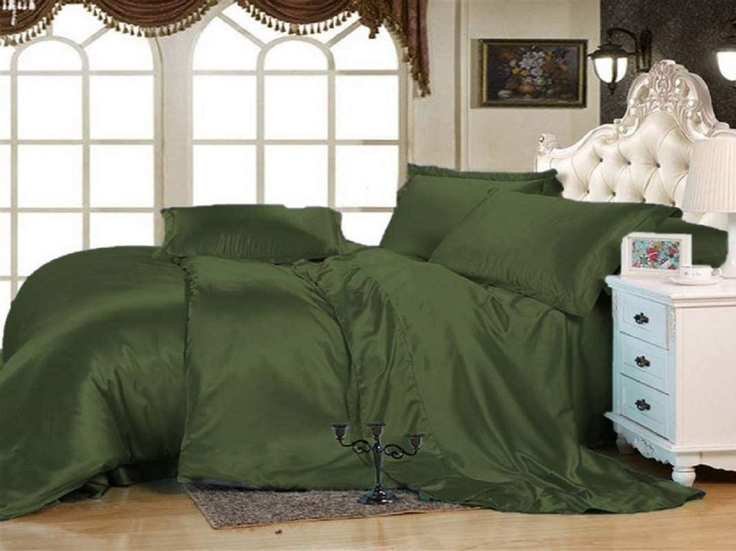 KBC linen Super Soft Luxurious and Ultra 100% quality warranty! Max 89% OFF Silky 4 Satin Piec