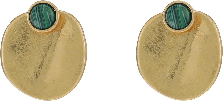 Madewell Coin Earrings Jacket