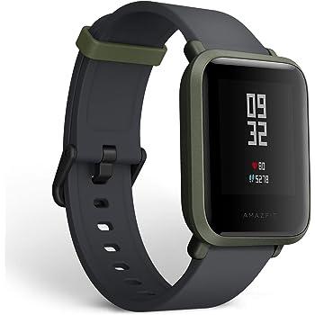 AMAZFIT Bip Smartwatch Monitor de Actividad Pulsómetro Ejercicio ...