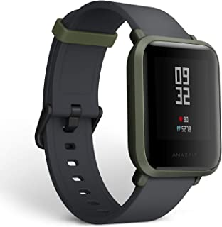 Amazfit Huami Bip Touch Screen Smartwatch A1608 (Kokoda Green)