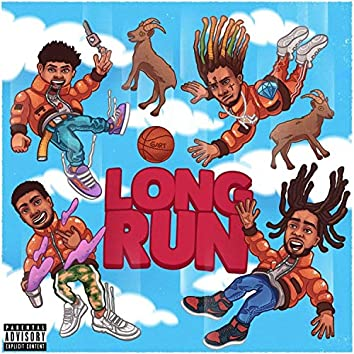 Longrun (feat. ThatBoyDayDay, NefThePharaoh & Iamsu!)