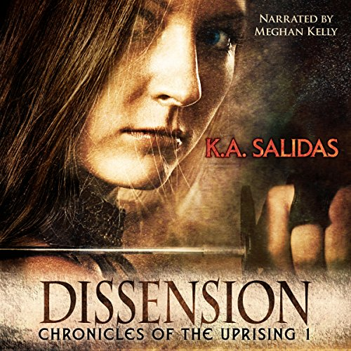 Dissension audiobook cover art