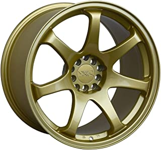 Fuel Cleaver Dualie Rear black Wheel with Painted Finish 20 x 8.25 inches //8 x 210 mm, -195 mm Offset