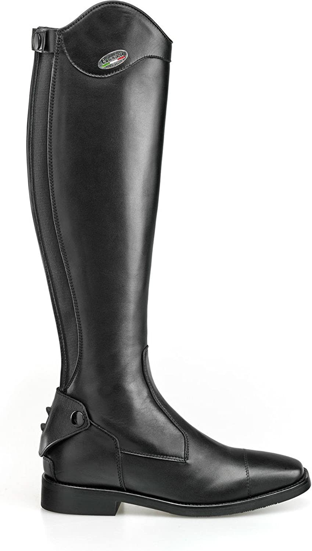 Brogini Livorno Leather Long Riding Boots