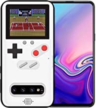 Peedeu Retro Gameboy for Samsung,Handheld 3D Game Console with 36 Games,Video Game Cover Shockproof Case for Samsung S10
