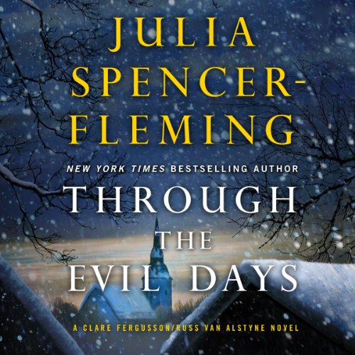 Through the Evil Days audiobook cover art