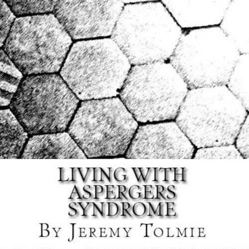 Living with Aspergers Syndrome audiobook cover art