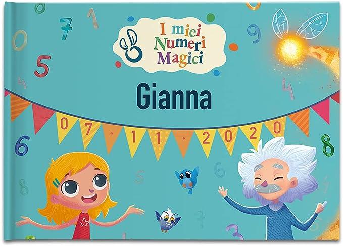 14 opinioni per Libro bambini personalizzato: I miei numeri magici di My Magic Story- Regalo di