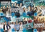 Hawaii Five-O - Staffel 1+2+3+4+5+6+7+8 im Set - Deutsche Originalware [49 DVDs]