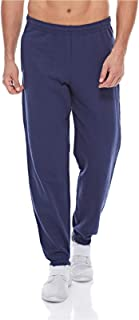 Fruit Of The Loom Comfort Fit Fashion Jogger for Men - Blue L