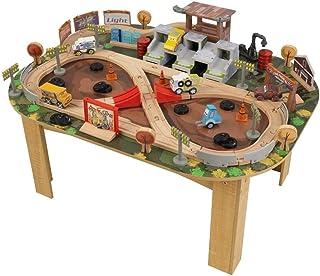 Kidkraft Cars 3 Thunder Hollow Track Set & Table